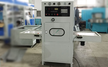 PLC电脑触摸屏高周波熔断机