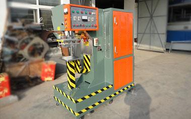 G型膜结构高频焊接机