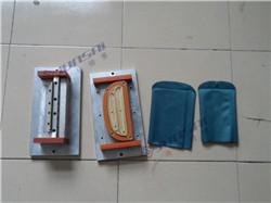 防褥疮充气床垫热合机模具