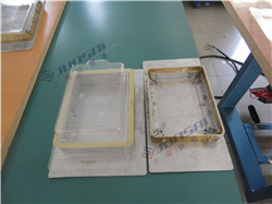 PVC双面吸塑包装机模具